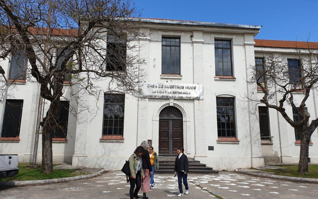 (2019/10/22)아르헨티나 ex ESMA site visit