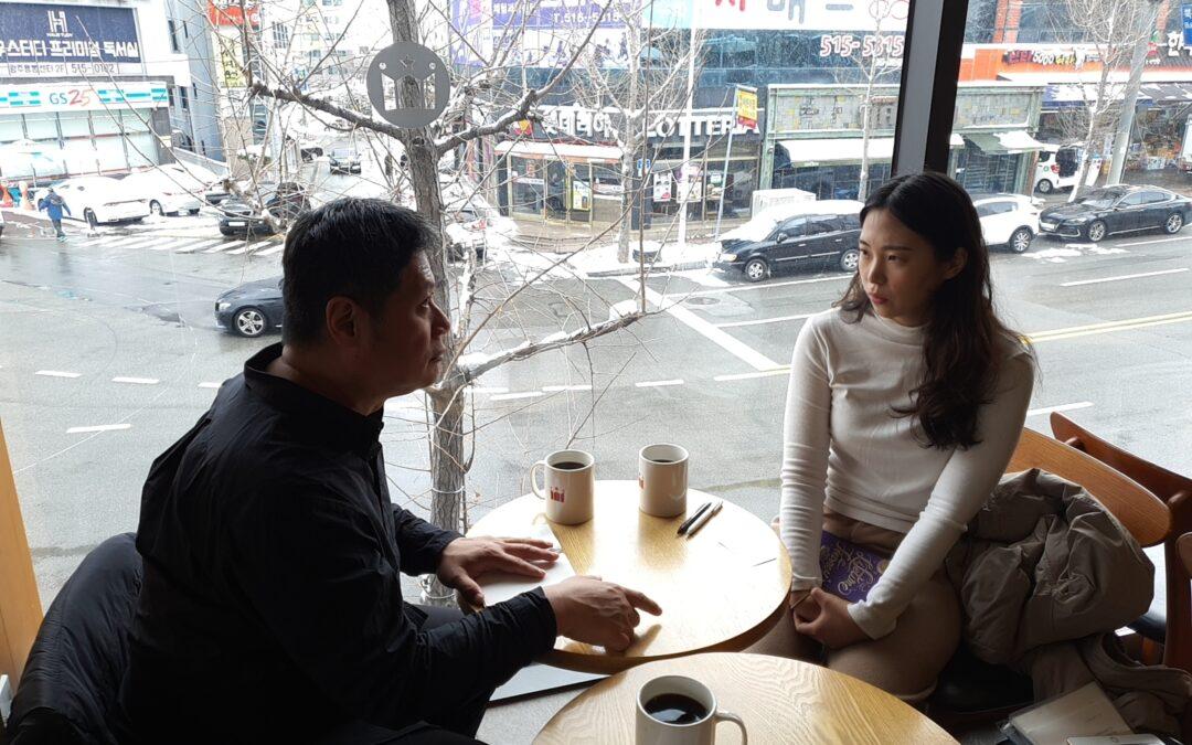 (2020/02/18) 황치엔훙 한국 방문